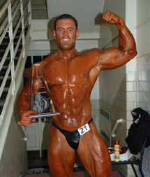 Muscle and Fitness Photos from the 2008 NPC Dutchess