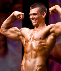 Mens Bodybuilding at the 08 Fitness Atlantic Competiton