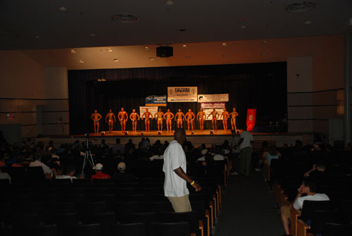 Bodybuilding Show INBF CT