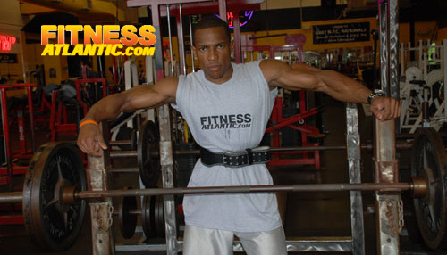Bodybuilder Jermaine Morgan Videos and Pics