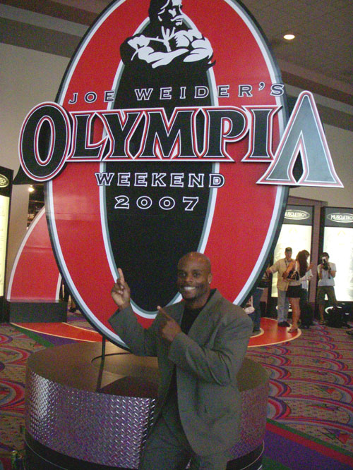 2007 Olympia Weekend with Mo Mendez in Las Vegas NV