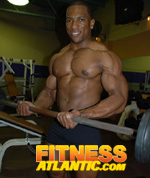 Overall Bodybuilding Champ Jermaine Morgan