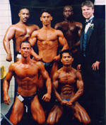 Bodybuilding Mr CT Competition