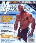 Morris Mendez Cover of Muscle & Fitness