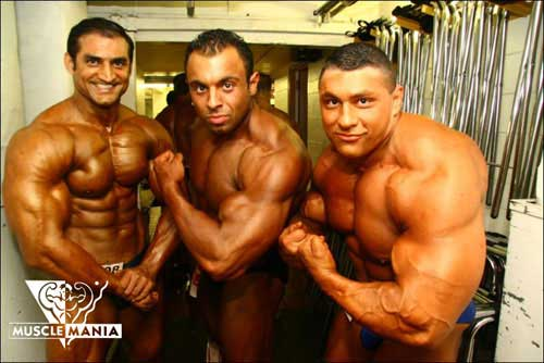 2007 Musclemania Worlds Photo Album