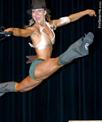 Fitness Bodybuilding Competition