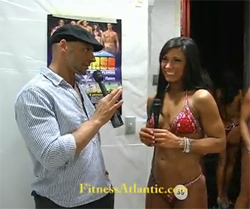 2009 Fitness and Bodybuilding Video Interviews
