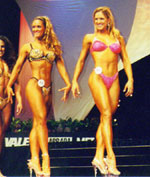Bodybuilding Superbody Fitness Competition