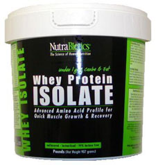 Isolate Whey Protein Facts and Information