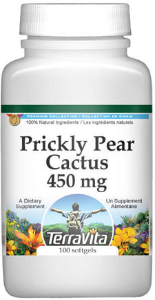 Prickly Pear Cactus Facts and Information