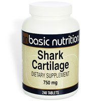 Shark Cartilage Facts and Information