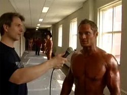 Fitness and Bodybuilding Video Interviews