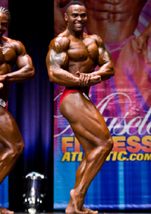 2008 Fitness Atlantic - Bodybuilding Posing Routines Male & Female Muscle