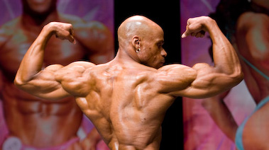 2008 Bodybuilding Posing Routine Video Clips