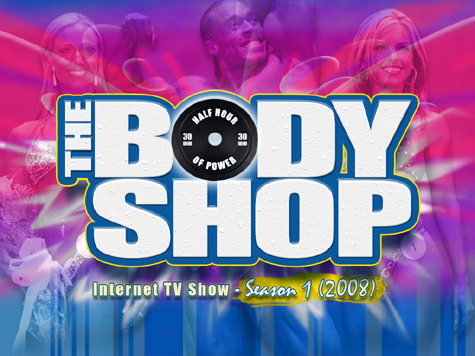 The Body Shop Internet TV Show