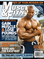 Maximum Muscle Mass With Morris Mendez