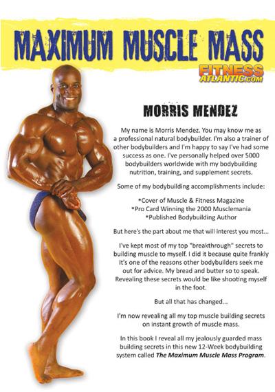 Morris Mendez