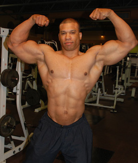 Bennett Streets Bodybuilder and Personal Trainer