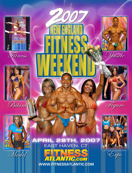 bodybuilding figure fitness competition