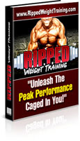 RIPPED Weight Training