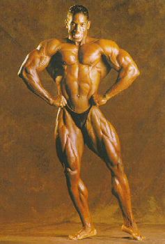 Ron Coleman, Mr. Universe