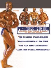 Bodybuilding Posing Perfection Seminar