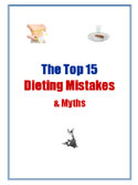 15 Dieting Mistakes