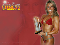 2007 Fitness Atlantic Wallpaper