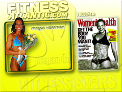 2008 Fitness Atlantic Megan Hoffman Wallpaper