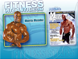 2007 Fitness Atlantic Morris Mendez Wallpaper
