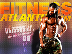2007 Fitness Atlantic Ulisses Williams Wallpaper